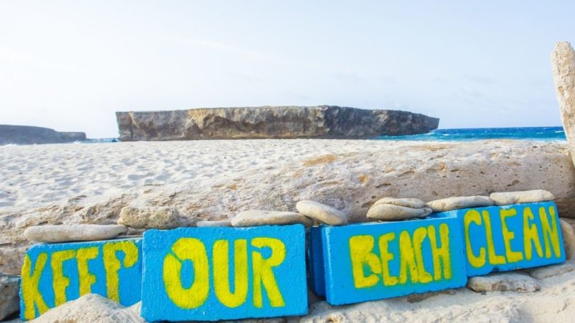 Keep-our-beach-clean-sea scape properties